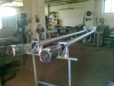 PC-Hg150-8 ipari szállítócsiga